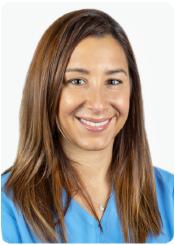 Nurse Ana Dias