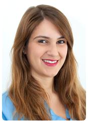 Nurse Cátia Ramos